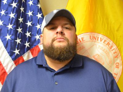 Mr. Abelardo Moya, Battalion S-4