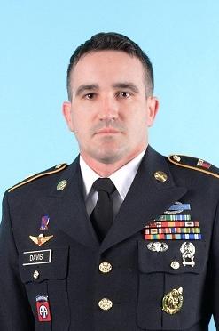 SSG William Davis, National Guard Liaison