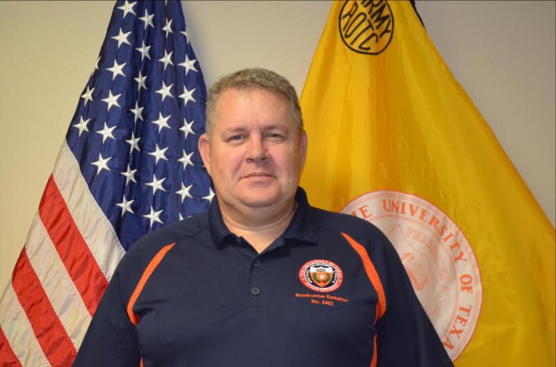 Mr. Buck Kellogg, Recruiting Operations Officer