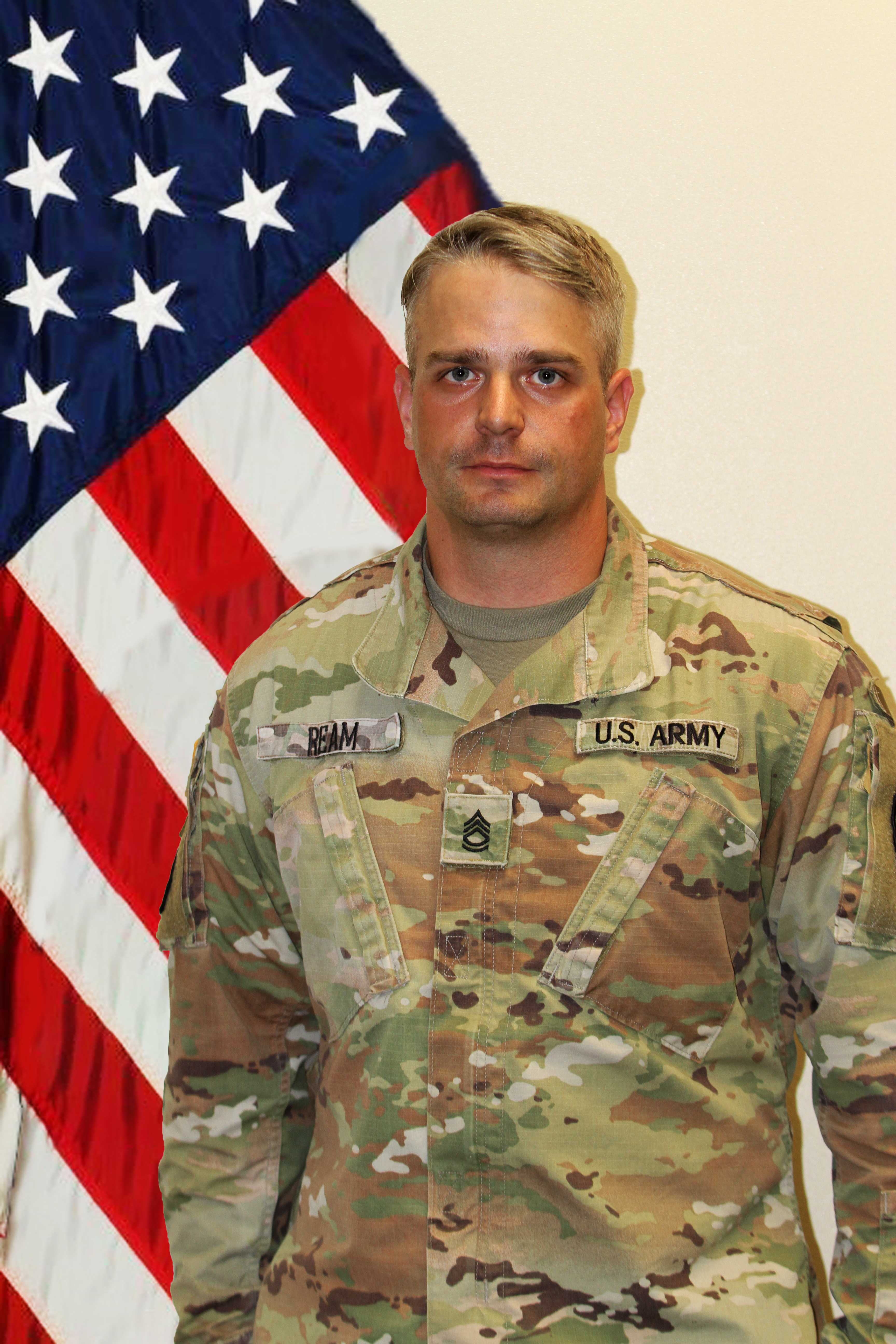 SFC Ream, Military Science Instructor